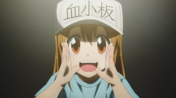Cells at Work!! biograf anime filmen får en platelet kortfilm