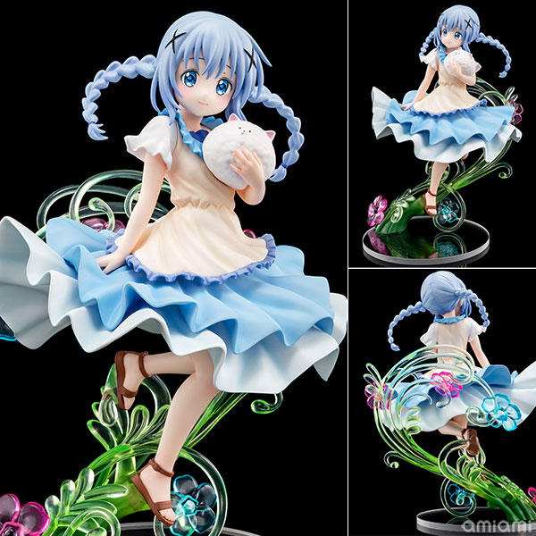 Is the order a rabbit? BLOOM Chino in Full Bloom Summer Dress Ver.