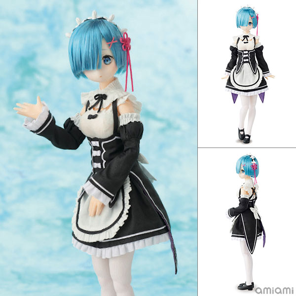 Pure Neemo Character Series 128 Re:ZERO -Starting Life in Another World- Rem Complete Doll  [Hobby Japan Limited Edition]