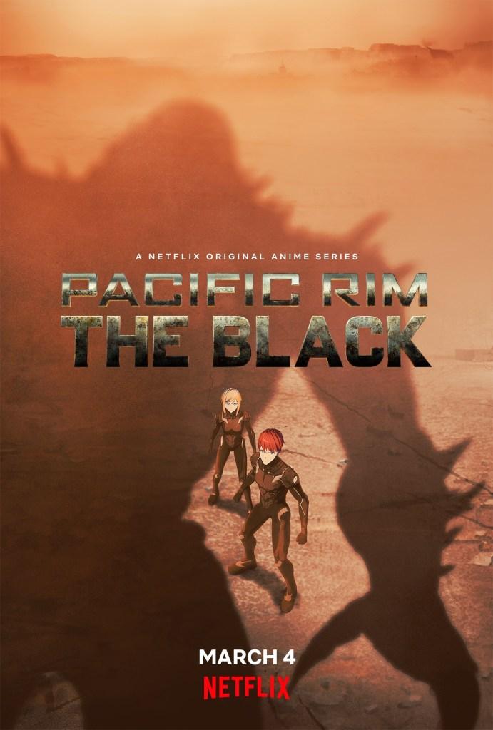 Pacific Rim: The Black anime serie trailere