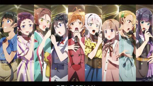 'Selection Project' idol reality show anime info