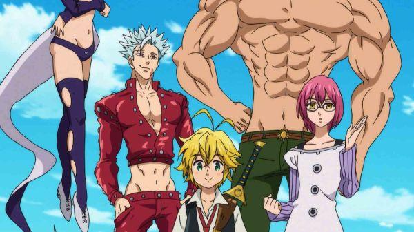 Anime nyheder 15 april 2021: Girls und Panzer, Kono Healer Mendokusai, My Dress-Up Darling, Seven Deadly Sins