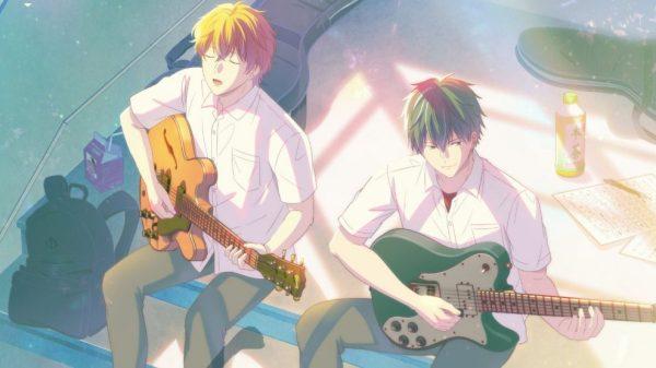 Given boys love anime får OVA afsnit
