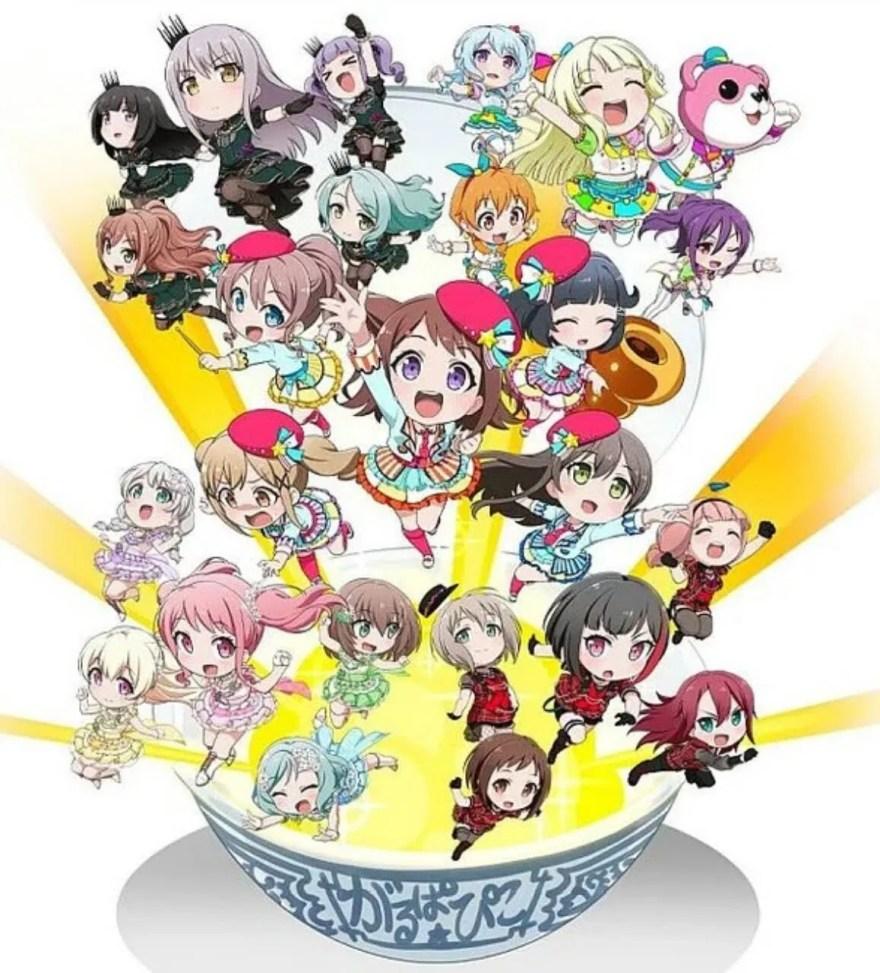 BanG Dream! Girls Band Party! Pico Mini får 3 sæson