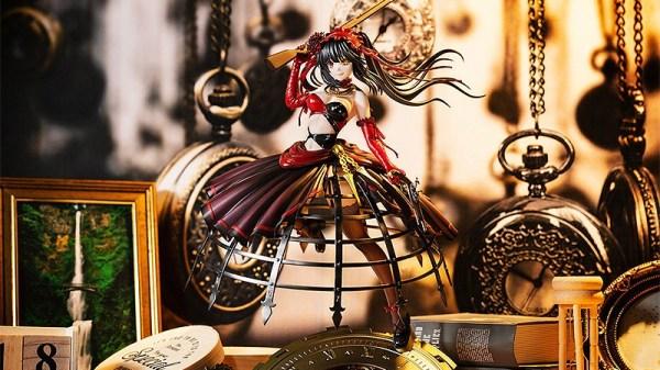 Date A Bullet CAworks Kurumi Tokisaki: Night Dress Ver.