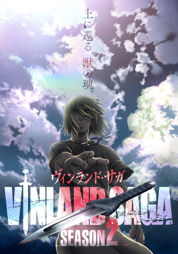 Vinland Saga anime serien får anden sæson