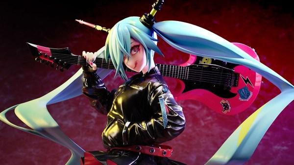 Hatsune Miku - Lam Rock Singer Ver