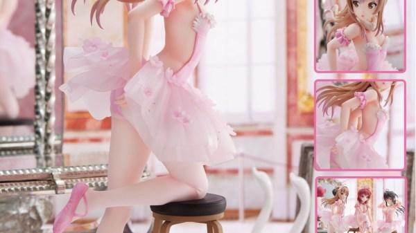 "Anmi Illustration ""Flamingo Ballet Group"" Junior Girl"