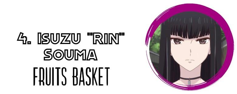 Fruits Basket - Isuzu