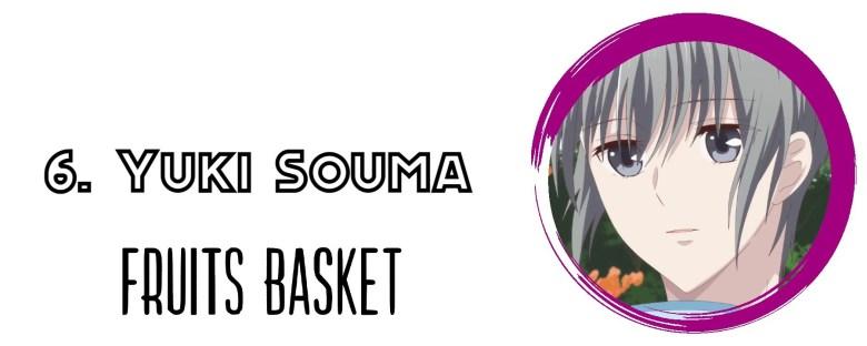 Fruits Basket - Yuki