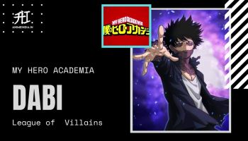 DABI - my hero academia