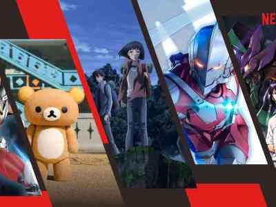 List of All Anime on Netflix India