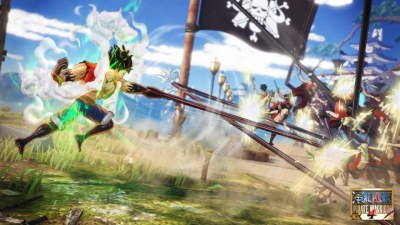 Playable Characters In One Piece Pirate Warriors 4 Game