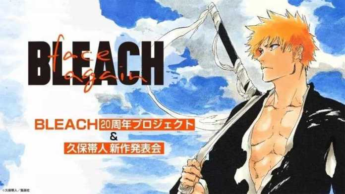 'Bleach' Anime Will Return In 2021 'Burn The Witch' Gets Serialization And Anime