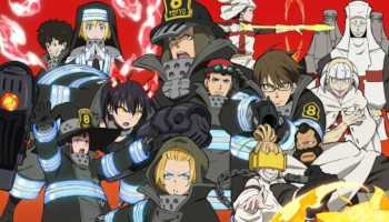 Fire Force | Enen no Shouboutai | Anime Review |My Current Favorite