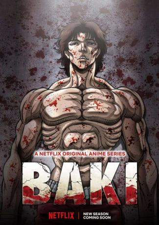 Baki Anime's 2nd Season