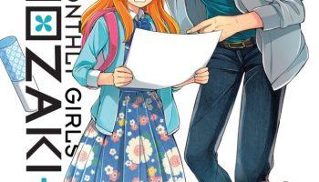 Netflix Streams Monthly Girls' Nozaki-kun Anime on May 1