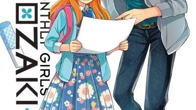 Netflix Streams Monthly Girls' Nozaki-kun Anime on May 1