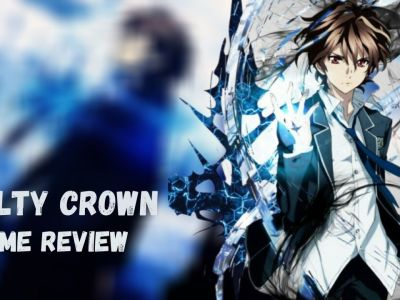 Guilty Corwn Anime Review