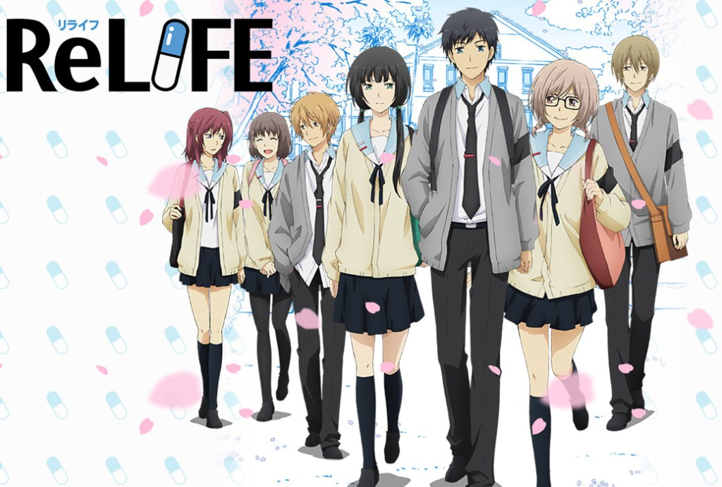 ReLIFE - Anime Review