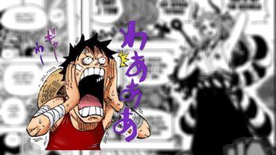 Yamato One Piece