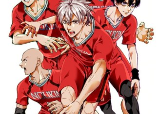 Burning Kabaddi Sports Manga Gets TV Anime