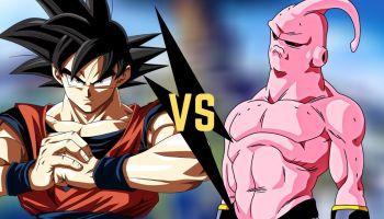 Goku vs Majin Buu