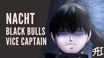 Nacht Black Bulls Vice Captain