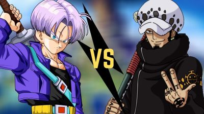 Trunks vs Trafalgar Law