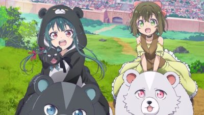 Muse Asia To Advance Broadcast Episode One of Kuma Kuma Kuma Bear!