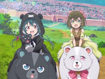 Muse Asia To Advance Broadcast Episode One of Kuma Kuma Kuma Bear!