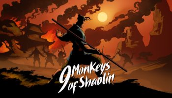 9 Monkeys of Shaolin - Full Gameplay