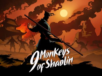 9 Monkeys of Shaolin - Full Gameplay