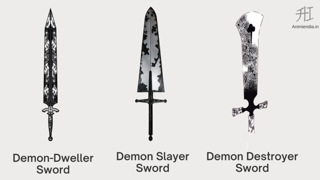 Asta's Swords Explained - Black CLover