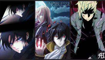 Top 5 Manhua/Manga Similar To Noblesse