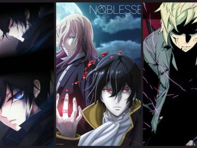 Top 5 Manhua/Manga Similar To Noblesse