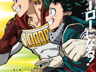 Netflix India To Add My Hero Academia Season 4 On November 20th
