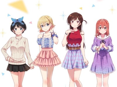 Top 5 Anime like Rent a Girlfriend