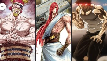 Top 7 Anime Manga Like Record of Ragnarok