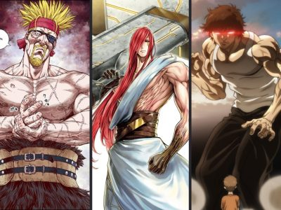 Top 7 Anime Manga Like Record of Ragnarok