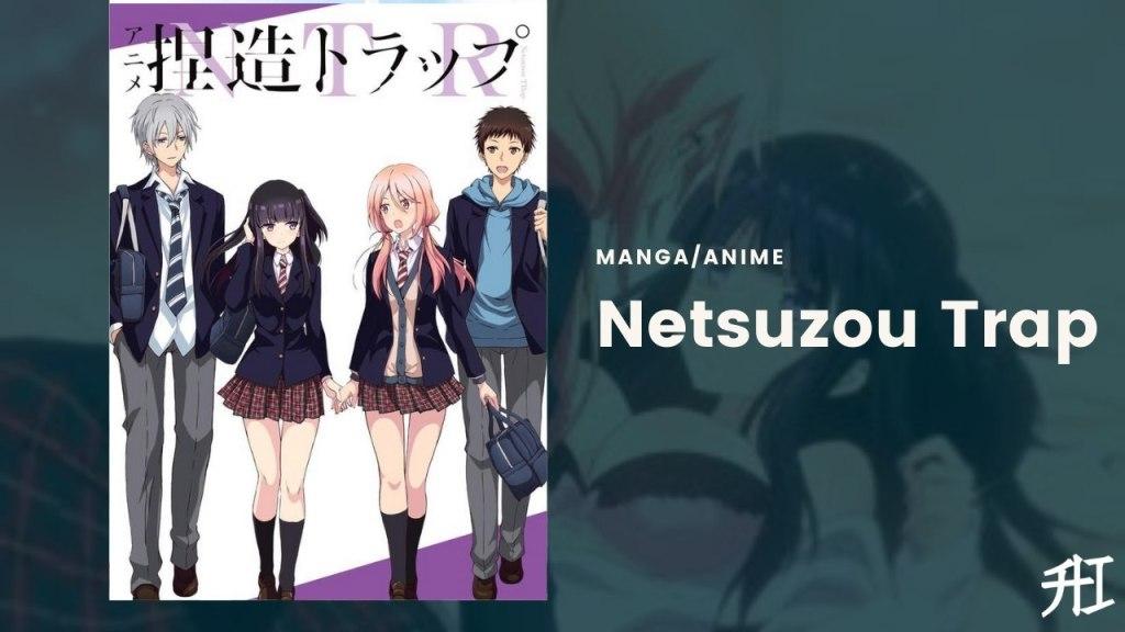 Netsuzou Trap - Top 22 Best Yuri Anime To Watch !! 2021