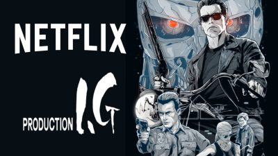 Netflix & Production I.G Working with Skydance for new Terminator Anime Series