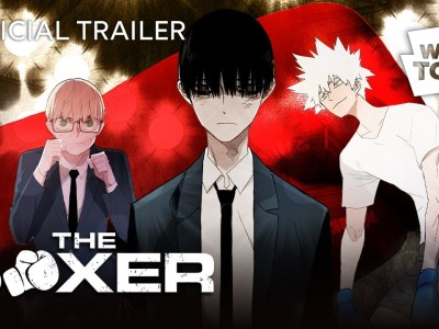 The Boxer - Manhwa review