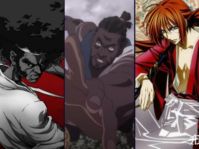 15 Best Samurai Anime Similar To Yasuke