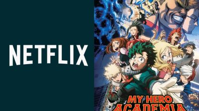 Netflix India to Add My Hero Academia Films on May 15