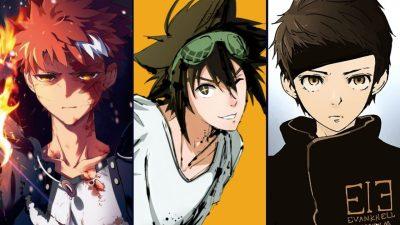 Top 11 Animes Like God Of High School