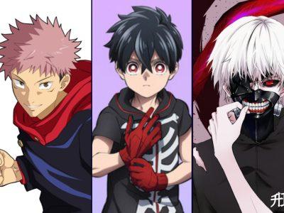 Top 11 Anime/Manga like Kemono Jihen