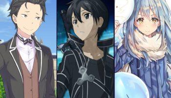 Top 13 Must-Watch Isekai Anime & Manga