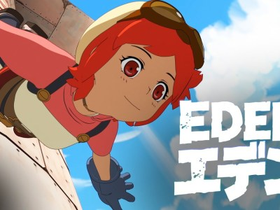 New Netflix Anime Eden Releases New Trailers, Worldwide Premiere on May 27