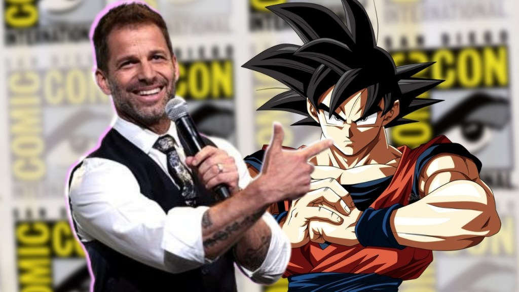 Zack Snyder Express Interest in Directing Dragon Ball Z or Anime Movie